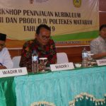 Workshop Peninjauan Kurikulum 2019