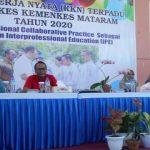 Pembekalan dan Pelepasan KKN IPE 2020