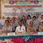 Penerimaan Kegiatan KKN IPE 2020